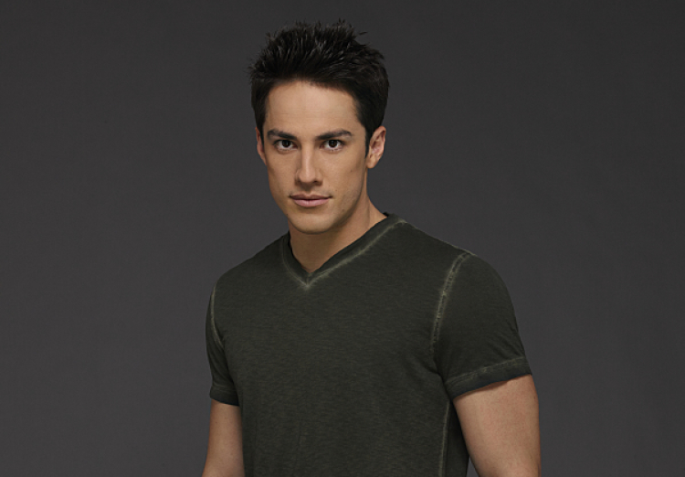 Michael Trevino as Tyler Lockwood on The Vampire Diaries Season 6