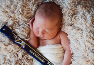 Carrie Underwood Shares Adorable Photo of Baby Isaiah (PHOTO)