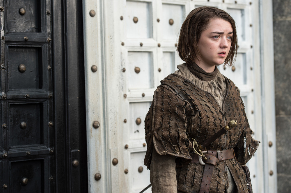 "Game of Thrones Promo for Season 5, Episode 2: ""The House of Black and White"" (VIDEO)"