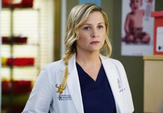 8 'Grey's Anatomy' Revelations From Jessica Capshaw (PHOTOS)