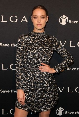 BVLGARI And Save The Children STOP. THINK. GIVE. Pre-Oscar Event - Arrivals