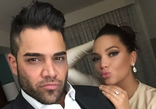 Shahs of Sunset\'s Mike Shouhed Gives Wife Jessica Massive Bling! (PHOTO)