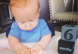 Ashley and J.P. Rosenbaum\'s Baby Fordham Is Six Months Old — See How He's Grown!