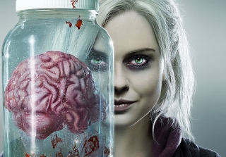 iZombie's Rose McIver and David Anders — With and Without Makeup (PHOTOS)