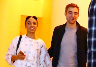 Robert Pattinson Engaged to FKA Twigs?! (VIDEO)