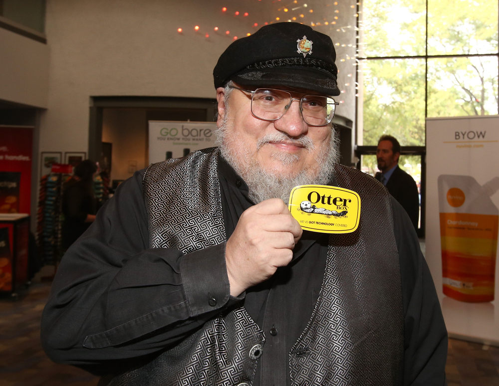 George R. R. Martin Reveals New Winds of Winter Chapter