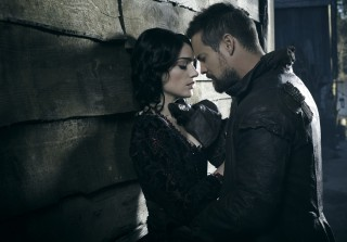 "Salem's Shane West and Janet Montgomery on ""Sinister"" Season 2 — Exclusive"