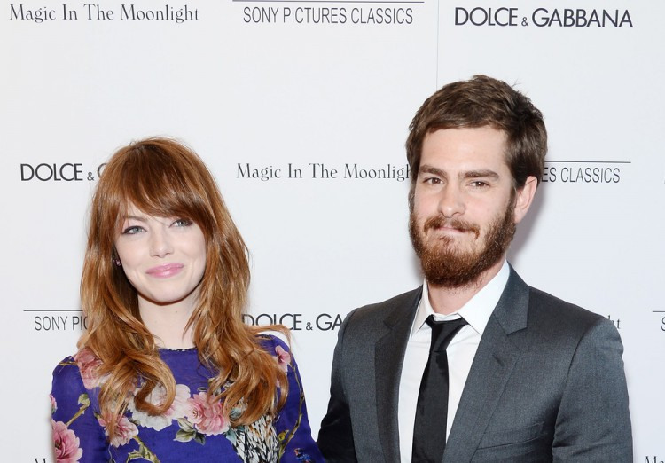 """Magic In The Moonlight"" New York Premiere - Arrivals"