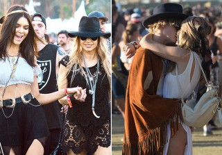 Coachella Weekend One: Celebrities Make Out and Jam Out! (PHOTOS)