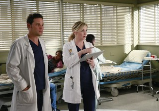 'Grey's Anatomy' Season 13: Marika Dominczyk Cast in Mysterious Role