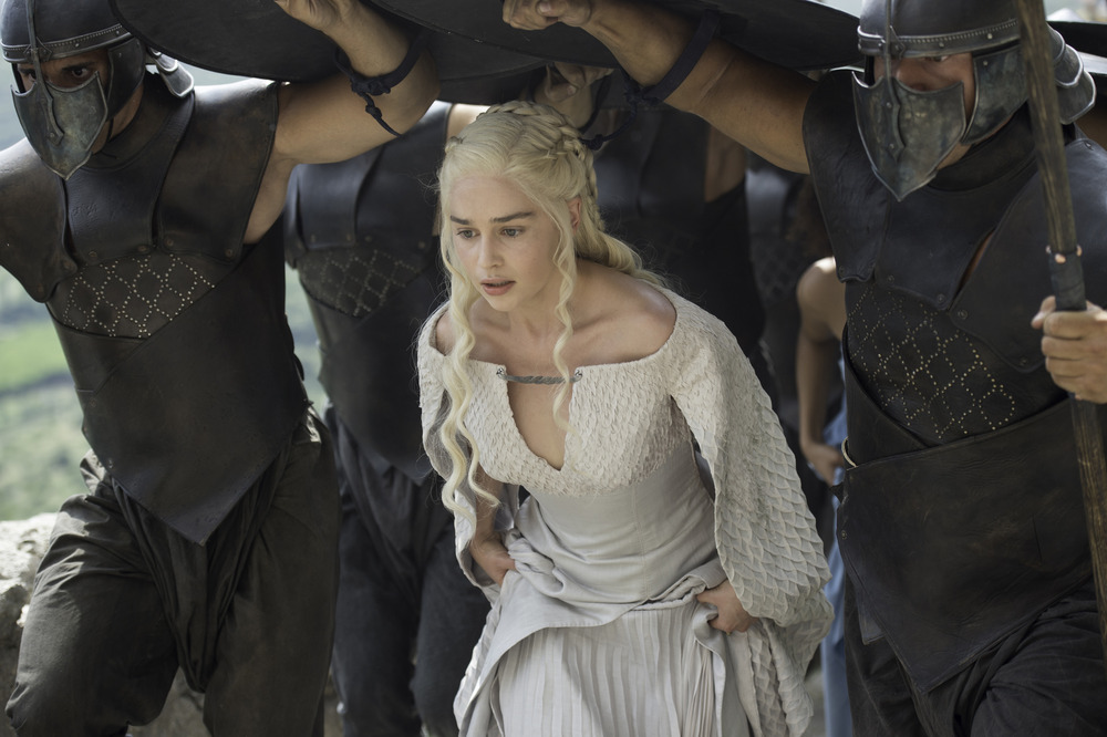 "Game of Thrones Promo for Season 5, Episode 4: ""The House of Black and White"" (VIDEO)"