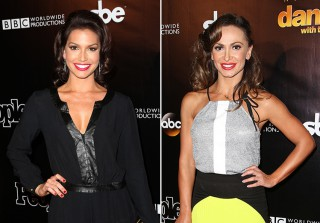 Dancing With the Stars 10th Anniversary Party: Melissa Rycroft and More! (PHOTOS)