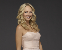 Candice Accola as Caroline Forbes in The Vampire Diaries Season 6