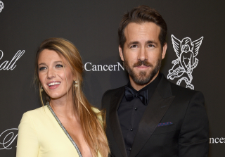 Ryan Reynolds Shares First Pic of Daughter James — Kinda