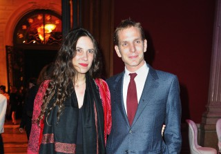 Monaco's Andrea Casiraghi and Wife Welcome a Baby Girl!
