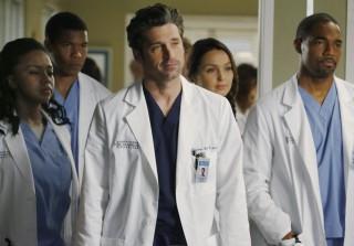 'Grey's Anatomy' Hinted at Derek Shepherd's Death Way Back in Season 1
