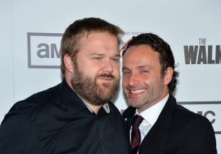 Walking Dead's Robert Kirkman Unable to Attend Comic Con 2015