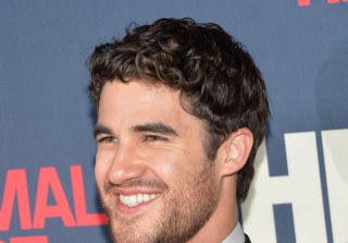 Glee's Darren Criss Scores Emmy Nod For His Original Song!
