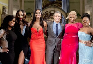 Feuds Reach Fever Pitch at \'RHoA\' Season 8 Reunion (VIDEO)
