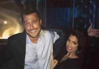 Chris Soules and Melissa Rycroft Have a Wild Night Out Together! (PHOTO)