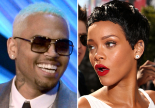 Chris Brown Throws Shade at Ex Rihanna at Daughter Royalty's Party (VIDEO)