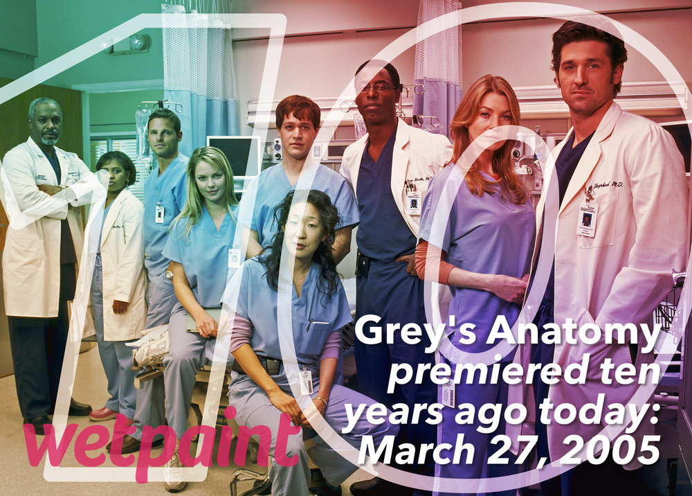 Grey's Anatomy Turns 10 : Here Are 10 Fun Facts About Its ...