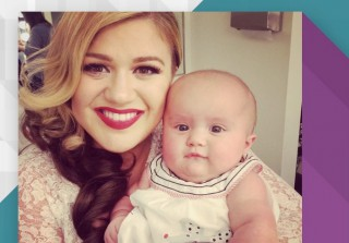 Kelly Clarkson's Sweetest Quotes About Daughter River Rose! (VIDEO)