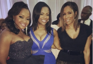 Phaedra Parks Weighs In on Sheree Whitfield\'s Relationship