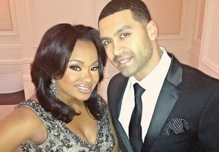 Phaedra Parks Hints She and Apollo Nida Are Still Together