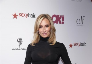 Sonja Morgan: I Almost Quit Real Housewives of New York! (VIDEO)