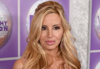"Camille Grammer Talks Dating Life Post-Cancer: ""I'm Not Ready\"