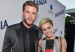 Miley Cyrus and Liam Hemsworth Spotted Hanging Out Together