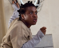 Crazy Eyes on Orange Is the New Black