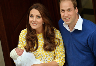Royal Baby Girl Name Revealed: Meet Charlotte Elizabeth Diana!