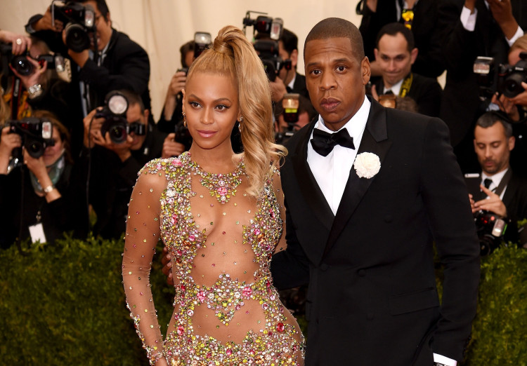 Beyoncé in Givenchy