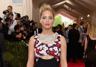 Jennifer Lawrence Dishes About Her Terrible Tattoo