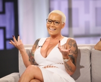 Amber Rose on The Real