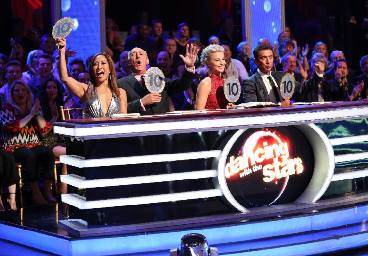 The Judges on Dancing With the Stars