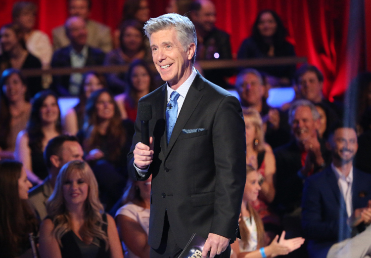 Tom Bergeron on Dancing With the Stars