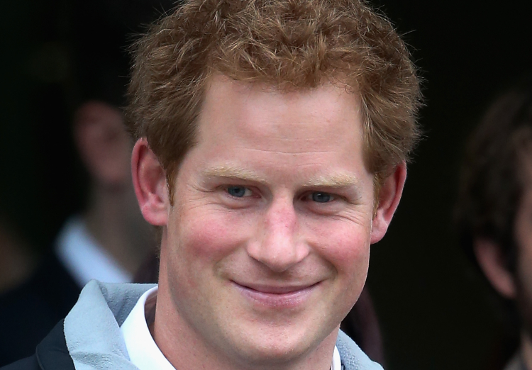 Prince Harry Visits New Zealand - Day 4