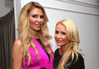 Brandi Glanville Discusses Sobriety of Kim Richards