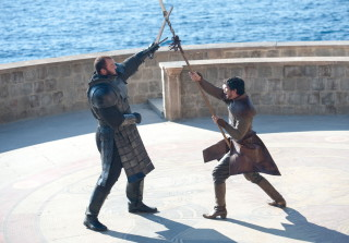 Game of Thrones: The Mountain vs. Oberyn