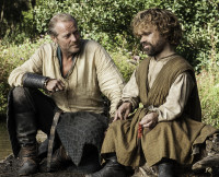 Tyrion and Jorah on Game of Thrones Episode 6