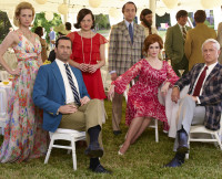 Mad Men Season 7 Promo Photo
