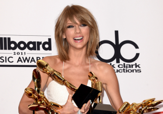 Taylor Swift, The Houghs Win Emmys A Week Early (PHOTOS)