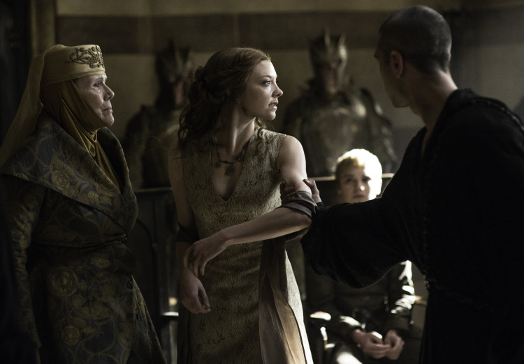 Margaery and Olenna on Game of Thrones Season 5, Episode 6