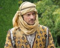 Jaime on Game of Thrones Season 5, Episode 6
