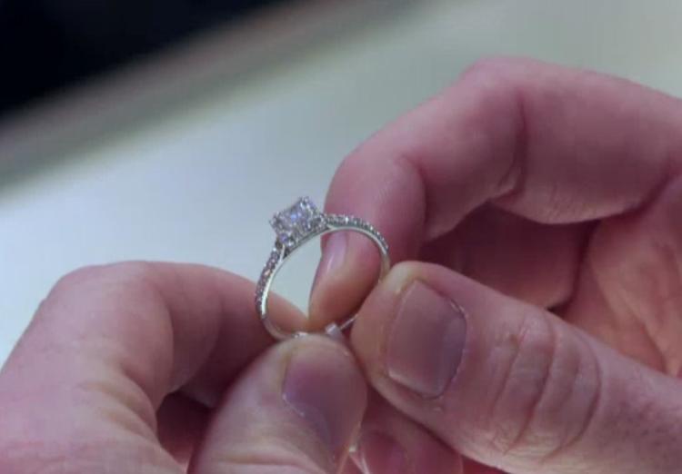 taylor mckinney shops engagement rings on teen mom og