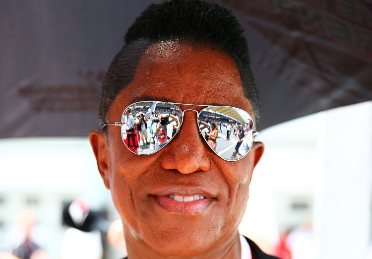 Internet Makes Fun of Jermaine Jackson's Crazy New Hairline