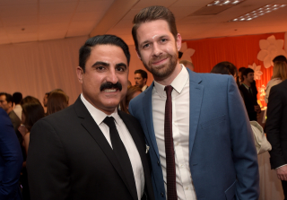 Shahs of Sunset\'s Reza Farahan Cancels Wedding — Still With Adam Neely?